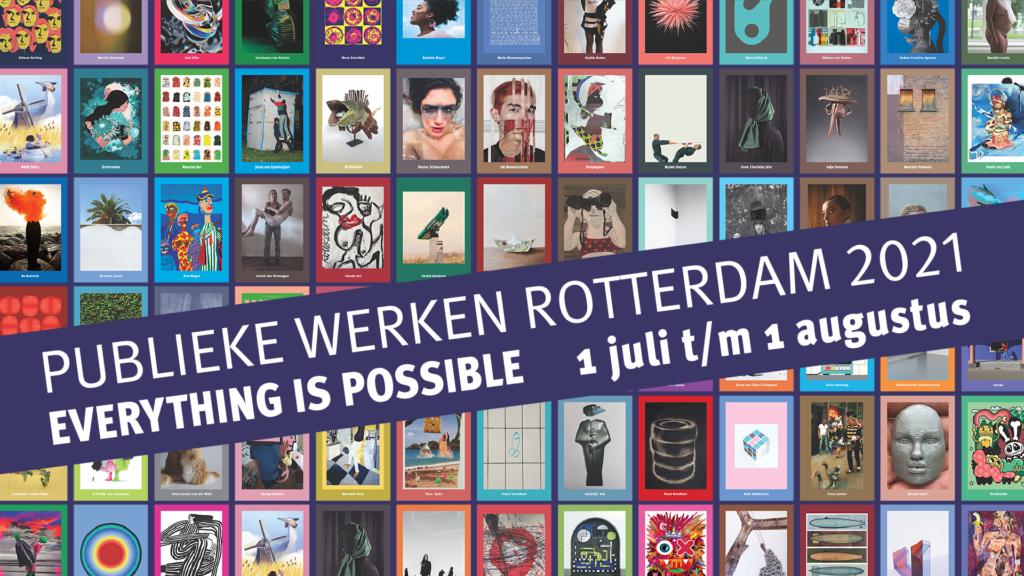 Publieke Werken Rotterdam 2021